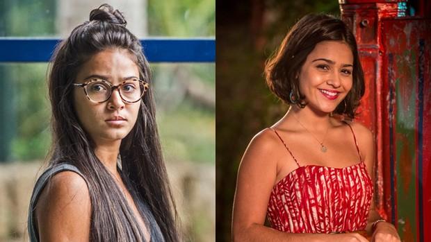 Giullia Buscacio muda para viver índia em 'Novo Mundo' (Gshow)
