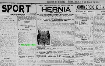 Goleada e laranjas: há 100 anos, Vasco perdia por 10 a 1 em estreia no futebol