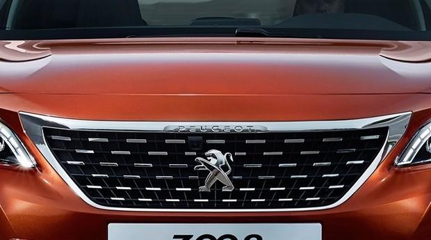 Carro da Peugeot. Empresa é suspeita de cometer fraudes (Foto: Divulgação)