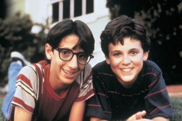 Josh Saviano ao lado de Fred Savage em cena de Anos Incríveis (1988 - 1993) (Foto: Divulgação)