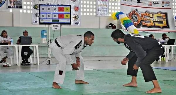 Matheus Melo; Jiu-Jitsu; Sergipe  (Foto: Kléber Carioca)