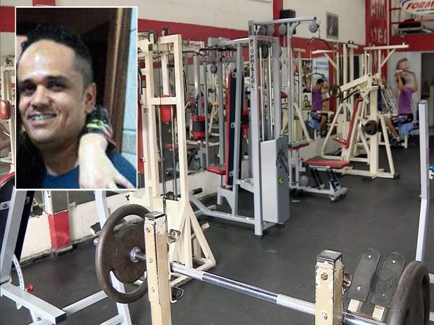 Homem de 34 anos passou mal e morreu após exercícios em academia (Foto: Reprodução EPTV)