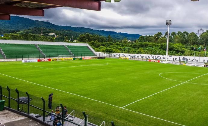 Nogueirão, Mogi das Cruzes, Grupo 24, Copa São Paulo (Foto: Nicholas Modesto)