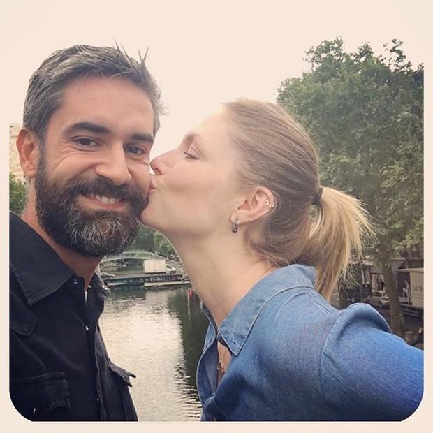 Augusto de Arruda Botelho e Ana Cláudia Michels são pais da pequena Iolanda (Foto: Reprodução do Instagram)