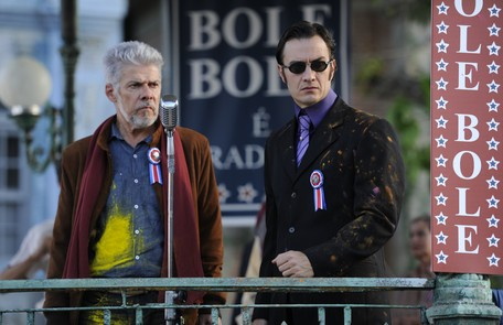 Desta vez, Zico será interpretado por José Mayer e o professor que vira lobisomem, por Gabriel Braga Nunes Estevam Avellar/ TV Globo