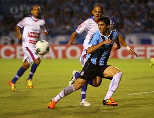Bertoglio contra o Fortaleza (Foto: Lucas Uebel/Divulgação, Grêmio)