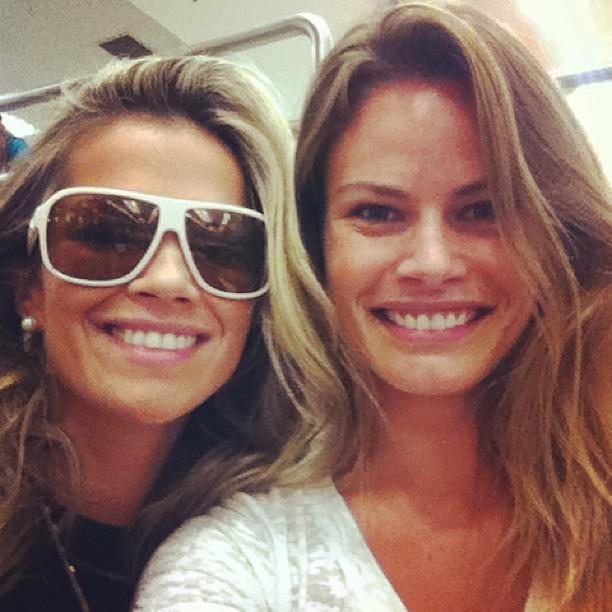 Natalia Cassasola e Fani, ex-bbbs (Foto: Instagram / Reprodução)