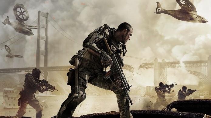 BGS 2014 também contará com um torneio de divulgação de CoD: Advanced Warfare. (Foto: Divulgação)