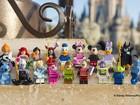Personagens da Disney ganham versão em bonecos de Lego