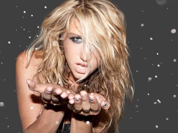 A cantora Kesha se apresenta na Bahia dia 22  (Foto: Divulgação)