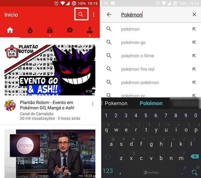 53f2bab48 Usuário pode pesquisar por vídeos ao vivo no YouTube para Android e iOS  (Foto