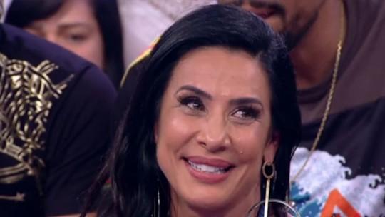 É o Tchan se reúne após 16 anos no 'Caldeirão do Huck', e Scheila Carvalho chora