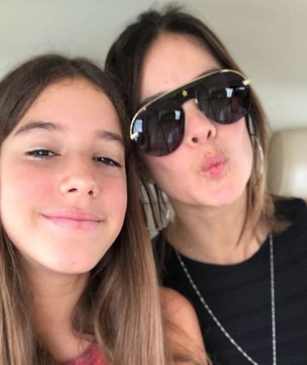 Vera Viel e Clara (Foto: Reprodução/Instagram)