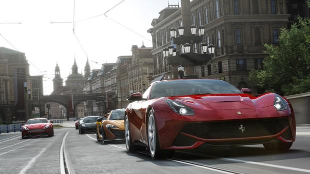 Novo motor gráfico de 'Forza Motorsport 5' recria características de matérias-primas dos carros (Foto: Divulgação/Turn 10)