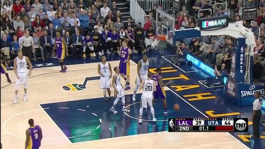 Utah e Denver passam por cima de Lakers e Phoenix com facilidade