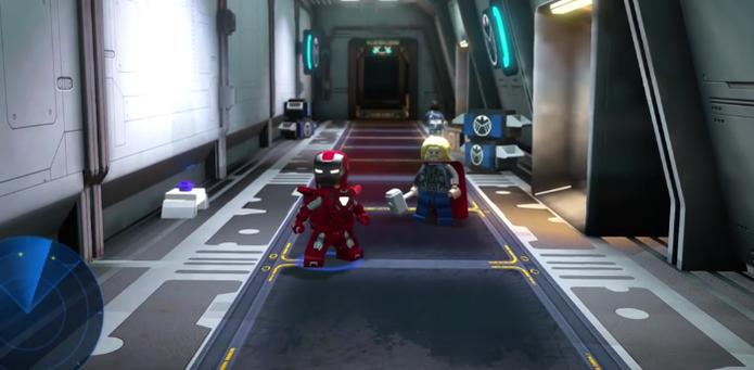 Lista traz códigos de cheats para LEGO Marvel Avengers (Foto: Reprodução/Felipe Vinha)