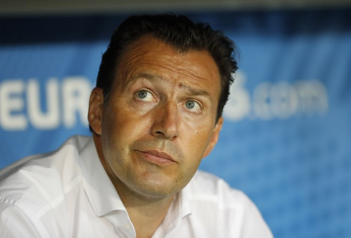 Marc Wilmots Bélgica (Foto: AP)