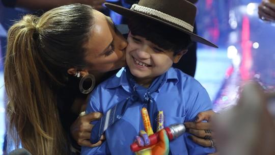 Thomas Machado é o campeão da segunda temporada do 'The Voice Kids'