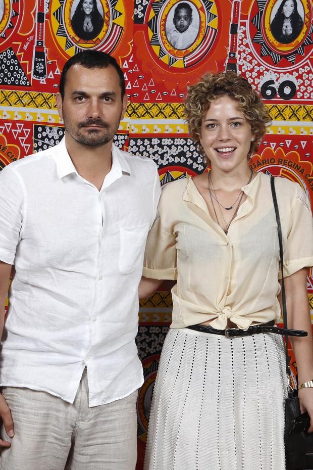 Alê Youssef e Leandra Leal (Foto: Vera Donato e Gianne Carvalho / Divulgação)