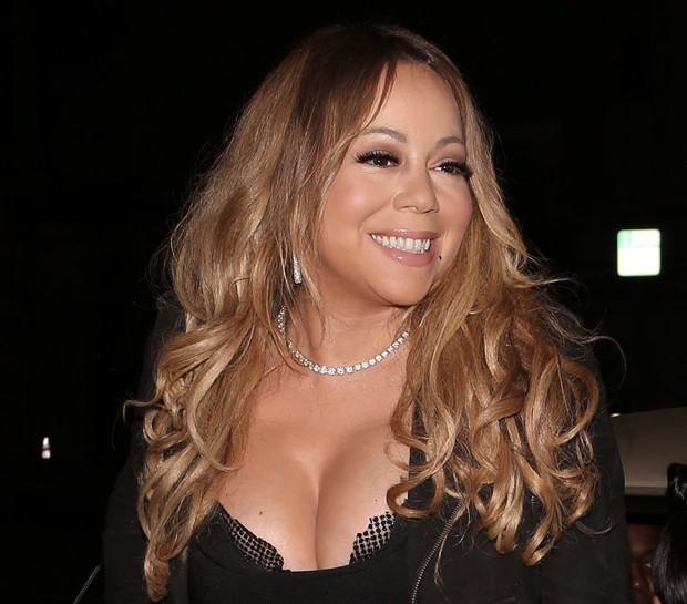 Mariah Carey (Foto: Grosby Group)