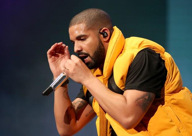 Drake se apresentou no Coachella 2017 (Foto: Getty Images)