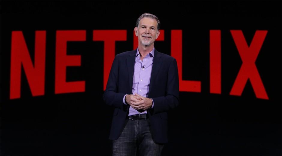 Reed Hastings, CEO do Netflix (Foto: Reprodução )
