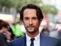 Rodrigo Santoro leva Mel Fronckowiak a pré-estreia de filme nos EUA