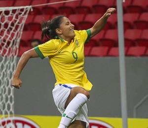 Brasil x Argentina Torneio Internacional de Brasília Futebol Feminino  (Foto  André Borges   GDF c7723541568dc