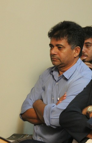 Batista Filho e Miguel Bezerra (Foto: Josiel Martins)