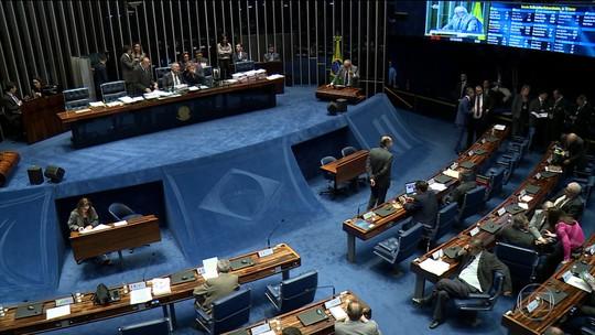 Proposta que limita gastos públicos é aprovada em 2º turno pelo Senado