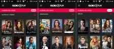 Globo Play tem TV ao vivo e todos os programas (Reprodução/Globo Play)