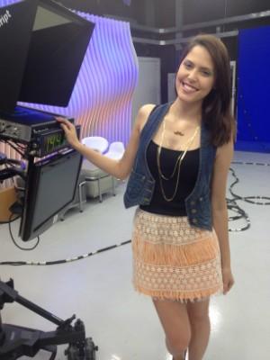 Jordana Pires Patrola (Foto: Luísa Konescki/RBS TV)