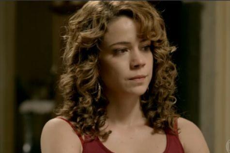 Leandra Leal, a Cristina de 'Império' (Foto: Reprodução)