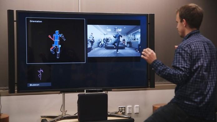 Novo Kinect é mais preciso que o original, mas não acompanhará mais o Xbox One na caixa (Foto: gengame.net)