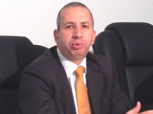 Danilo Lovisaro, promotor de Justiça, MP Acre (Foto: Yuri Marcel / G1)