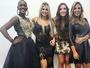 Francieli Medeiros, do 'BBB 15', exibe look de R$ 14 mil na final do reality