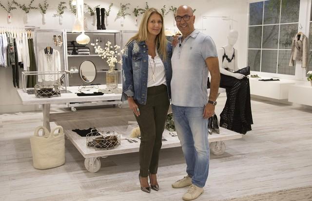Donata Meirelles com Raphael Sahyoun (Foto: Pedro Abreu)