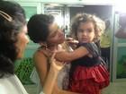 Após 4 meses, menina sequestrada pelo pai ucraniano volta ao Brasil