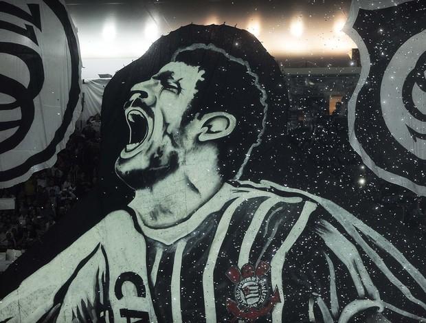 Corinthians x Fluminense Mosaico