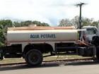Sem água em Itabuna, motoristas de  carros-pipa paralisam atividades