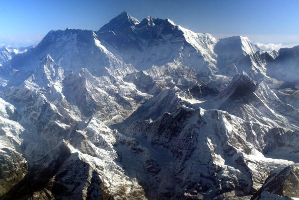 Monte Everest (Foto: Getty Images)