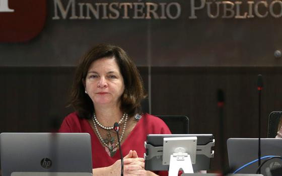 Raquel Dodge procuradora-geral da República (Foto:  José Cruz/ABR)