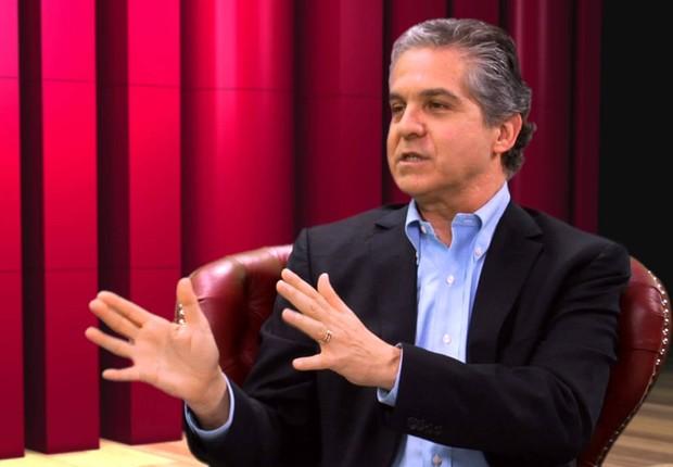 Marcelo Cherto, um dos fundadores da Associação Brasileira de Franchising (ABF) (Foto: Reprodução/YouTube)