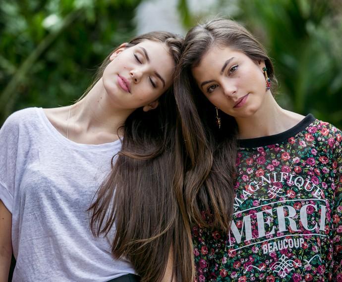 Camila Queiroz e Bruna Hamú 5 (Foto: Isabella Pinheiro/Gshow)