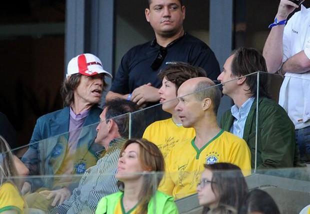 Mick Jagger (Foto: Twitter / Reprodução)
