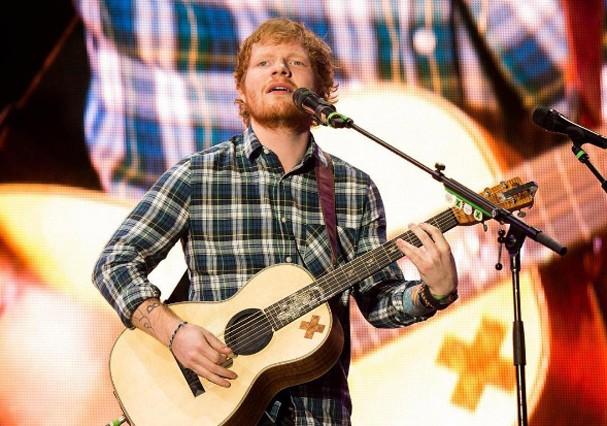 Ed Sheeran conta que não atualiza mais o Twitter (Foto: Instagram/Reprodução)