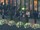 Mundo se despede de Mandela
