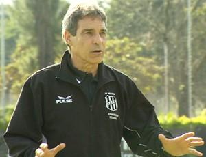 Paulo César Carpegiani, novo técnico da Ponte Preta (Foto: Carlos Velardi/ EPTV)