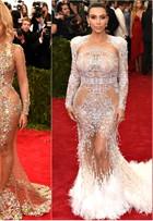 Beyoncé é eleita a famosa mais bem-vestida em baile de gala