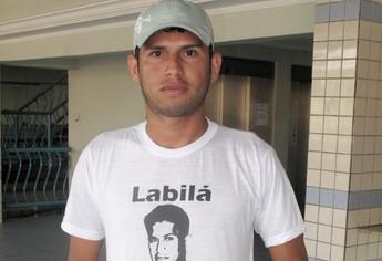 Serie D - Labilá (Foto: Cahê Mota/Globoesporte.com)